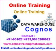 Cognos Online Training Institutes in Hyderabad India