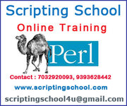 Perl Online Training in Hyderabad India
