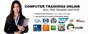 HP QTP Training Online and Job Assistance in USA