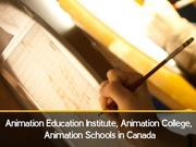 2d 3d Animation Diploma Programs - Animation School Canada