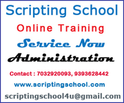 Service Now Admin Online Training Institute Hyderabad