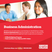 Get Your Business Administration Diploma