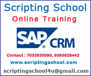 SAP CRM Online Training Institute Hyderabad