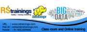 BEST HADOOP ONLINE TRAIINING IN USA UK