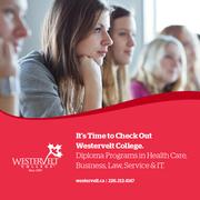 Let Westervelt College Help You Change Your Life