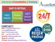 SAP IS Retail Online training from Industry Experts-Acutesoft