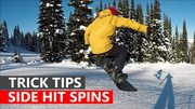 Snowboard Training and Tutorials -- How to Snowboard Tips and Tricks