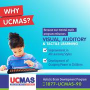 UCMAS Canada Abacus & Mental Math School