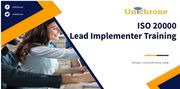 ISO 20000 Lead Implementer Training in Ottawa Canada