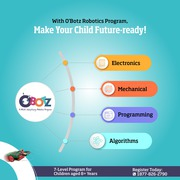 Robotics Course | STEM Program | O'Botz After School Program