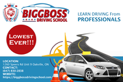 Best Driving Lessons in Oakville - Bigg Boss Driving School