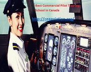 Best Commercial Pilot Training School in Canada