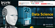 Data Science online Course in Canada | KVCH